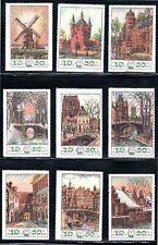 Netherlands Anti-Tuberculosis 1950 Seals - Lot of 15