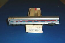 Con-Cor N Scale Passenger Car-#4301-E- Amtrak w/ Kadee couplers