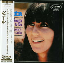 Cher-All I Really Want To Do + The Sonny Side Of Cher-Japan Mini Lp Cd C94