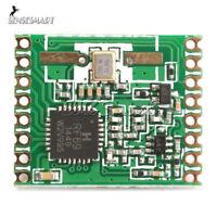 RFM69HW 868Mhz/433Mhz/915Mhz + 20dBm HopeRF Wireless Transceiver For Remote/HM