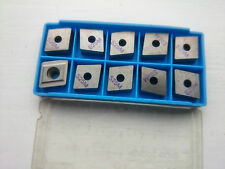 10 Seco carbide tips CCMX120412 T-77 S25M ( CCMX 120412 12 04 12 CCMX433 CCMT
