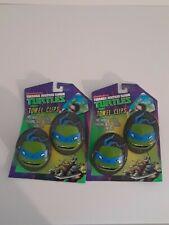 Nickelodeon Teenage Mutant Ninja Turtles Towel Clips Lot Of 2 Brand New
