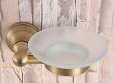 Retro Antique Brass Soap Basket /Soap Dish/Soap Holder /Bathroom Accessories