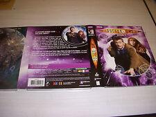 DVD DOCTOR WHO SAISON 4 - 5 DVD - 13 EPISODES et 1 SPECIAL -  FRANCAIS ANGLAIS