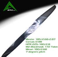 Carbon Fiber Propeller Moster 185 2.68/2.87 125CM