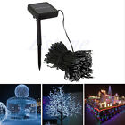 200-LED Outdoor Solar Powered String Light Garden Christmas Party Fairy Lamp 22M