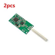 2pcs CC1101 RS232 RF Wireless Transmission Transceiver Module 433MHZ