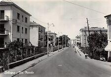 9480) BOLOGNA, VIA MONDO OFFICINA AUTO E MOTO, DISTRIBUTORE PURFINA. VG 1958.