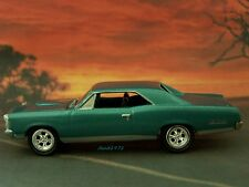 67 1967 PONTIAC GTO GOAT COLLECTIBLE 1/64 SCALE REPLICA DIECAST DIORAMA MODEL