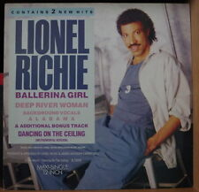 LIONEL RICHIE BALLERINA GIRL  MAXI 45rpm GERMAN PRESS LP