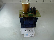 Frei Nr. 145-16  Transformator/1PH Netzgerät  Prim 210/220/230V Sek 24V 6,0A