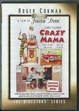 Crazy Mama (DVD 2002 Special) RARE COMEDY 1975 BILL PAXTONS 1ST FILM BRAND NEW
