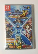 NEW Nintendo Switch Rockman X Anniversary Collection JAPAN Megaman Mega Man game