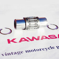 Kawasaki H1 A7 F2 F2Tr F3 F21M Piston Pin, Bearing and Clips! 92046-1038 +