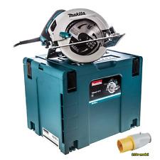 Makita HS7601J 110v 190mm 7.1/2in 1200w circular saw in case 3 year warranty
