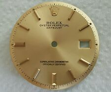 ROLEX DATE-JUST VINTAGE  Dial cal 1570 1601