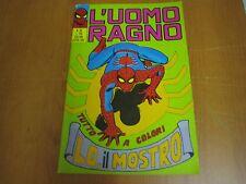 UOMO RAGNO N. 59 ORIGINALE CORNO -  QS EDICOLA