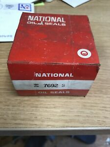 National Oil Seals 7692S Output Shaft Seal Manufacturer's Limited Warranty