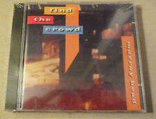 CD Murray Head  ‎– Find The Crowd  GAH104CD - Sealed