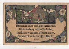 Wann Hab Ich Je Dich Ganz Erkannt Germany Vintage Art Postcard 257b