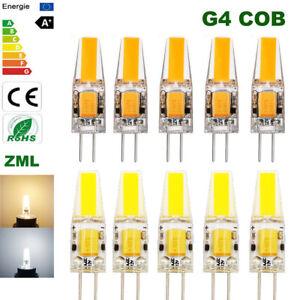 G4 LED Bulb 12V 6W COB Capsule light replace halogen lamp floodlights DC  X5 X10