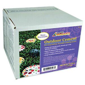 Jennifer's Mosaics Outdoor Cement, 20 lb