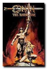 Conan The Barbarian Movie Poster 24x36 Inch Wall Art Portrait Print