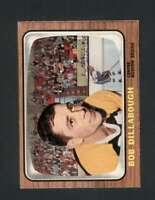 1966-67 Topps #98 Bob Dillabough NM/NM+ Bruins 108080
