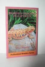 Bearded Dragons in Captivity Pogona Drago Barbuto Manual inglese KJ1 56496