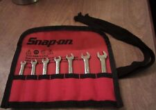 Snap On tools mini wrench set with pounch new unused