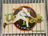 Alex Rodriguez - 1994 Upper Deck #298 RC Electric Diamond *MARINERS*