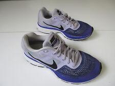 Women's NIKE 'Pegasus 30' Sz 8 US Runners Grey Purple ExCon | 3+ Extra 10% Off