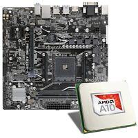 Mainboard Bundle AMD A10-9700, ASUS PRIME A320M-K Office M.2 Steckplatz