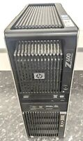 HP Z600 Workstation 2x Xeon E5620 Q.Core 2.4GHz 48GB RAM 2x Quadro 600 3TB EE217