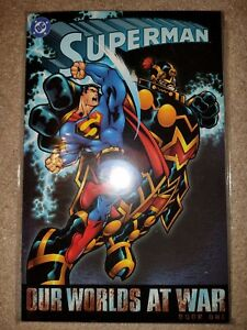 DC COMICS: SUPERMAN : OUR WORLDS AT WAR, BOOK ONE - TRADE TPB (2002)