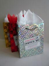 STUDENT MIDWIFE Survival Kit Novelty Gift Idea Funny Thankyou Present Keepsake