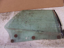 1975 IMPALA CAPRICE BELAIR 4 DOOR RIGHT REAR WINDOW GLASS USED OEM LESABRE DELTA