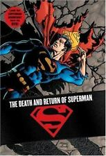 The Death and Return of Superman Omnibus by Karl Kesel and Louise Simonson (2007