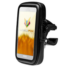 Halterung Halter Fahrrad Motorrad Lenker Handy Navi für Samsung Galaxy Note 3/4