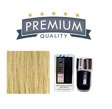 18g Hair illusion Natural Concealer Real Hair Fibers Undetectable Hair Blonde