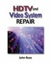 SHRINKWRAPPED BRAND NEW:  HDTV and Video Systems Repair 1 edition (March 10,01)