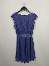 COAST Dress - Size UK16 - Blue - Great Condition - Women's