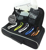 NEW MX MOTOCROSS GOGGLE CASE BAG IDEAL FOR EKS DRAGON SPY PROGRIP ONEAL FOX THOR