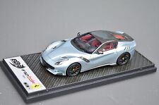 Ferrari F12 TDF grigio alloy carbon BBR 1:43 NEW !!! limited ONLY 10 PIECES !!!