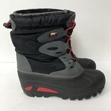 Sorel Storm Racer Snow Boots Women Size 3 Great Condition