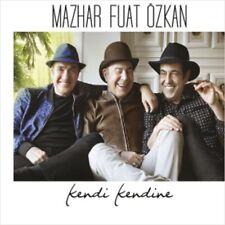 """MAZHAR-FUAT-OZKAN Yeni Album """"KENDI KENDINE""""  Turkce Pop Muzik CD 2017"""