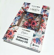tech21 PurePrint Liberty London Stylish Fashion Back Case for Samsung Galaxy S10