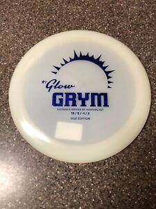 Kastaplast K1 GLOW GRYM 2021 Blue Shatter Stamp 173g Disc