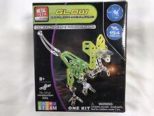 MetalTech Glow Diplophosaurus- Metal Construction- Fits Other Kits *BRAND NEW*