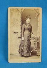 1870/80s CDV Photo Carte De Visite Victorian Beauty Walter Dexter Wellingborough